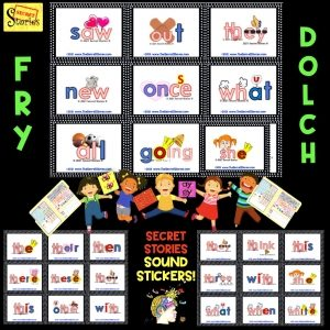 Phonics for Orthographic Mapping